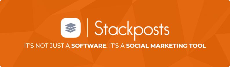 Stackposts - Social Marketing Tool - 2
