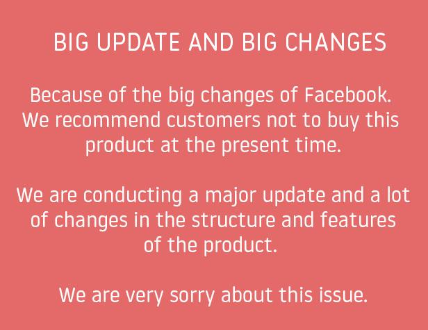 VTPoster - Facebook Marketing Tool - 1